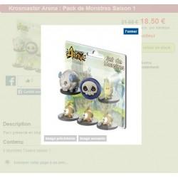 Krosmaster Arena Monsterset