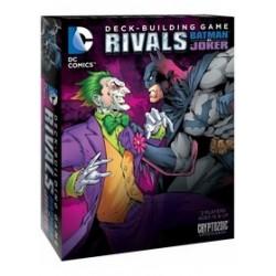 Rivals Batman vs Joker