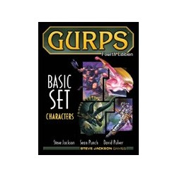 GURPS Basic Set 4th Characters