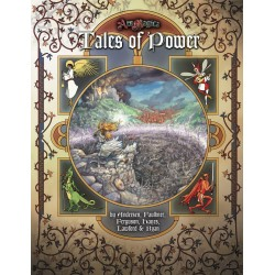 Ars Magica Tales of Power