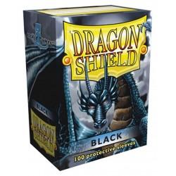 Dragon Shield: Schwarz (100)
