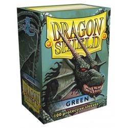 Dragon Shield: Gruen (100)
