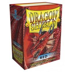 Dragon Shield: Rot (100)