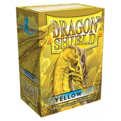 Dragon Shield: Yellow (100)