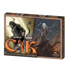C3K - Creature Crossover Cyclades Kemet Mini-Expansion