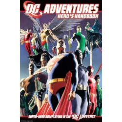 DC Adventures Hero's Handbook