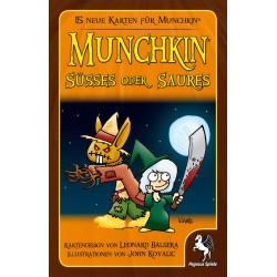 Munchkin Booster Süßes oder Saures