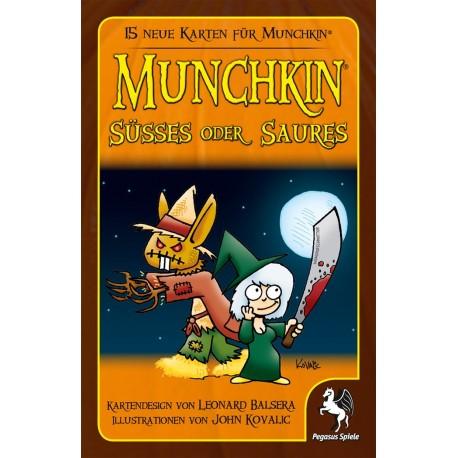 Munchkin Booster: Süßes/Saures