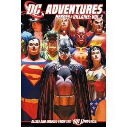 DC Heroes & Villains Vol. 1