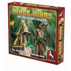 Mage Wars Duell der Magier Eroberung von Kumanjaro