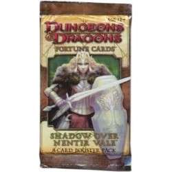 Dungeons & Dragons Fotune Cards D&D