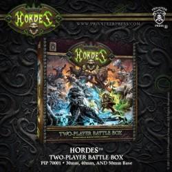 Hordes Two Player Battle Box