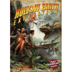 Hollow Earth Expedition - Rollenspiel