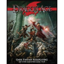 Dragon Age RPG Core Rolebook