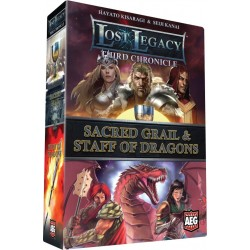 Lost Legacy Third Chronicle-Sacred Grail & Staff of Dragons