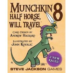 Munchkin 8 - Half Horse