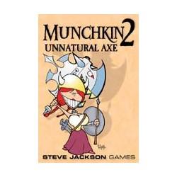 Munchkin2:Unnatural Axe(Color)