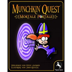 Munchkin Quest Mortale Portale