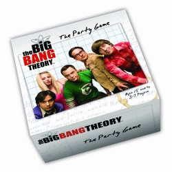 Big Bang Theory Party Game, ENGLISH