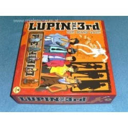 Lupin the third (rot)