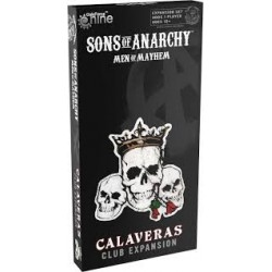 Sons of Anarchy Men of Mayhem Calaveras