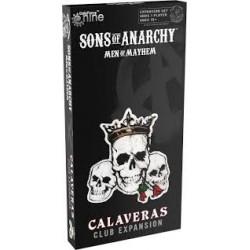Sons of Anarchy Men of Mayhem Calaveras