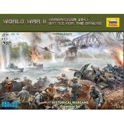 World War II Barbarossa 1941 - Battle for the Danube Expansion