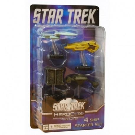 Star Trek Heroclix Starterset Tactics 3