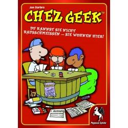 Chez Geek: Das WG-Kartenspiel