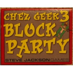 Chez Geek 3 Block Party engl.