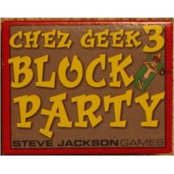 Chez Geek 3 Block Party engl.