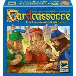 CarDcassonne - Carcassonne Kartenspiel