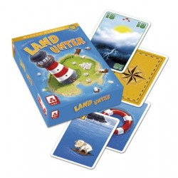 Land Unter Kartenspiel