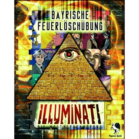 Illuminati Bayrische Feuerlöschübung