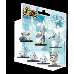 Krosmaster Arena Frigost Monsterset 1