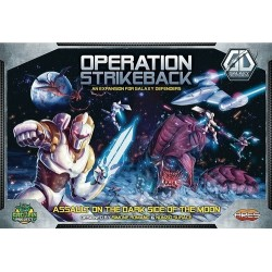 Galaxy Defenders Operation Strikeback