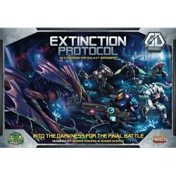 Galaxy Defenders Extinction Protocol
