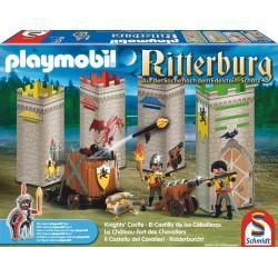Das große Playmobil-Spiel Ritter