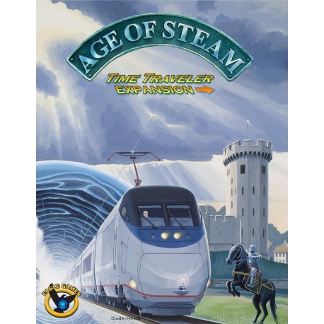 Age of Steam Time Traveler Expansion