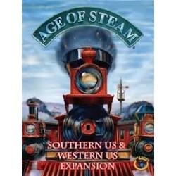 Age Of Steam USA Expansion