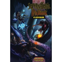 Mutants & Masterminds: Supernatural Handbook