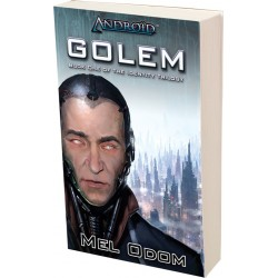 Android Novel: Golem Identity Trilogy 1