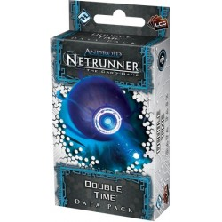 Android Netrunner LCG Double Time Spin Cycle 6