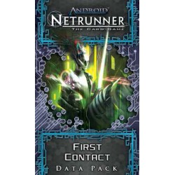 Android: Netrunner LCG First Contact Lunar Cycle 3