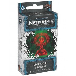 Android: Netrunner LCG Opening Moves Spin Cycle 1