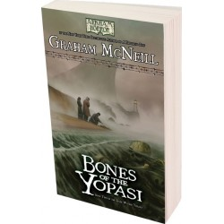 Arkham Horror Novel: Bones of Yopasi / Dark Waters 2