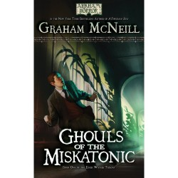 Arkham Horror Novel: Ghouls of the Miskatonic / Dark Waters 1