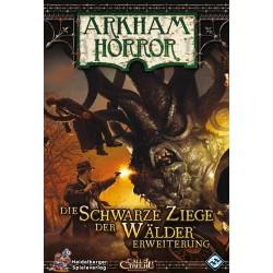 Arkham Horror: Die Schwarze Ziege der Waelder Erweiterung