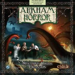 Arkham: Miskatonic Horror Exp.