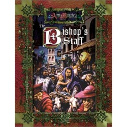 Ars Magica The Bishops Staff